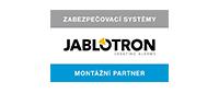 Jablotron - montážní partner