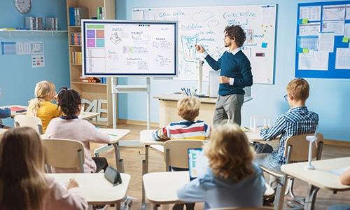 Vybavení pro školy