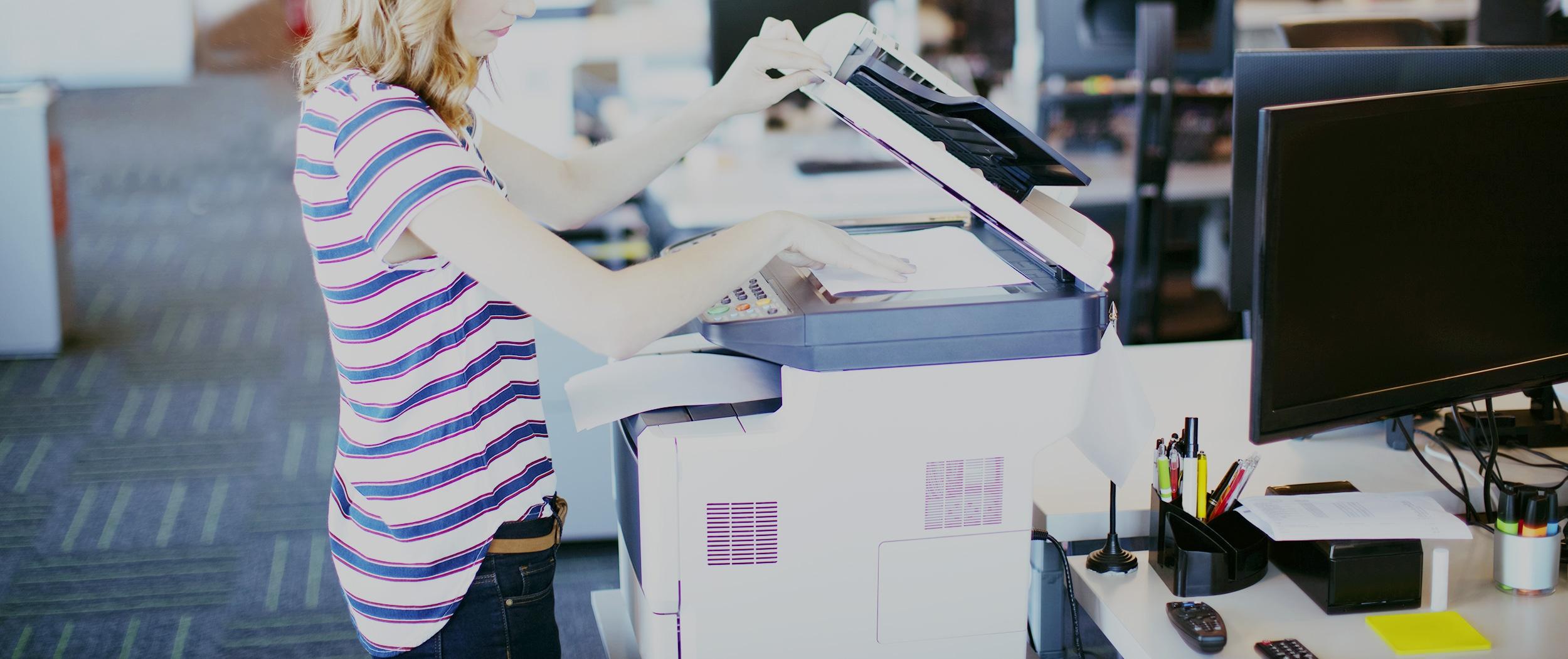 Tisková a kopírovací řešení